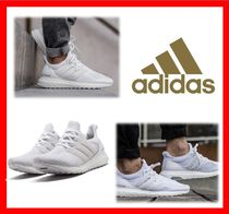 【ADIDAS】ULTRA BOOST 3.0 TRIPLE WHITE BA8841(22-28cm)Unisex