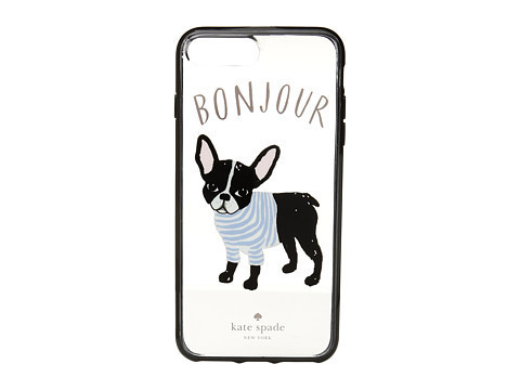 Kate Spade【送料無料】Bonjour Phone Case for iPhone7 Plus