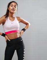 Nike Pro Training Hypercool Cropped Tank Top In Pink