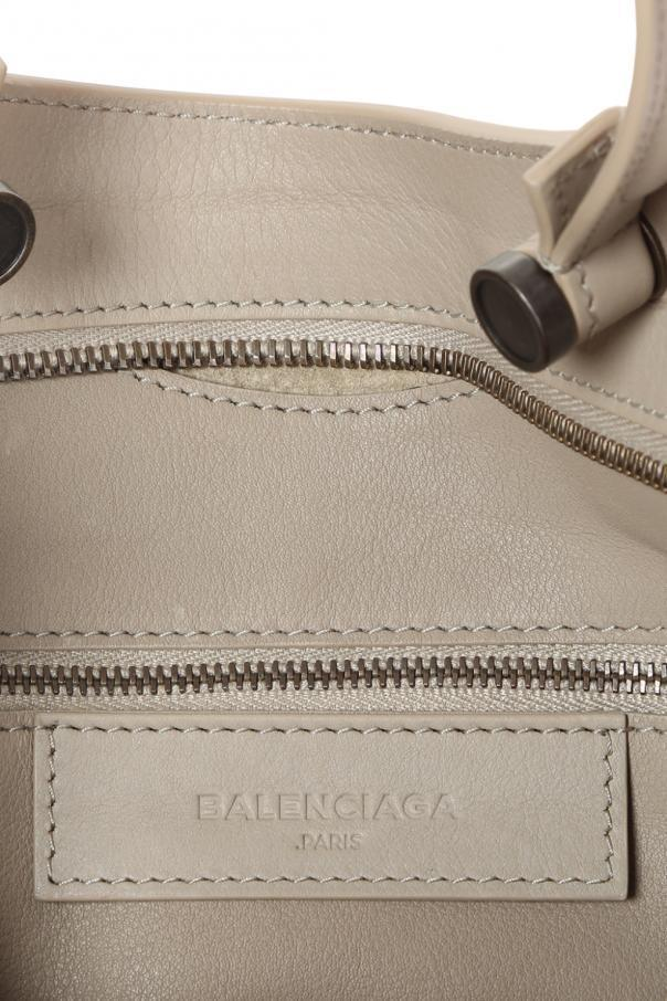 【関税負担】 BALENCIAGA BLACKOUT CITY BAG