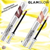 GLAMGLOW☆PLUMPRAGEOUS  METALLIC LIP TREATMENT ぷっくり輝く