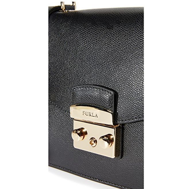 関税送料込 Furla フルラ Metropolis Small Top Handle Bag