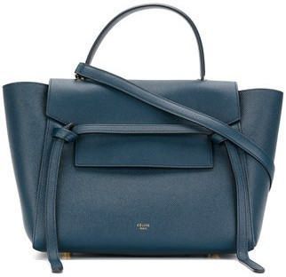 【大人気】17AW★Celine★strap detail shoulder bag