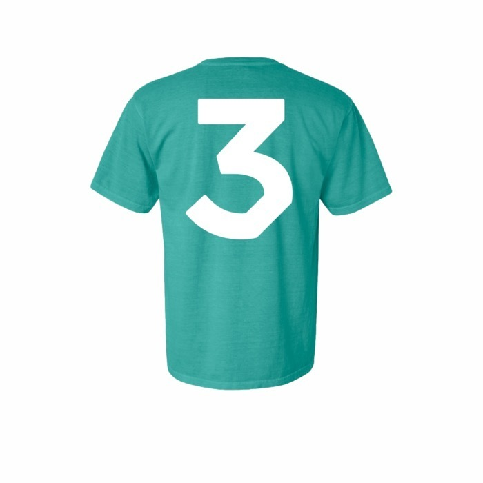 Chance The Rapper 「Chance 3 Tee」Tシャツ
