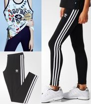 【ADIDAS】Woman's originals 正規品 3 STRIPES LEGGINGS AJ8156