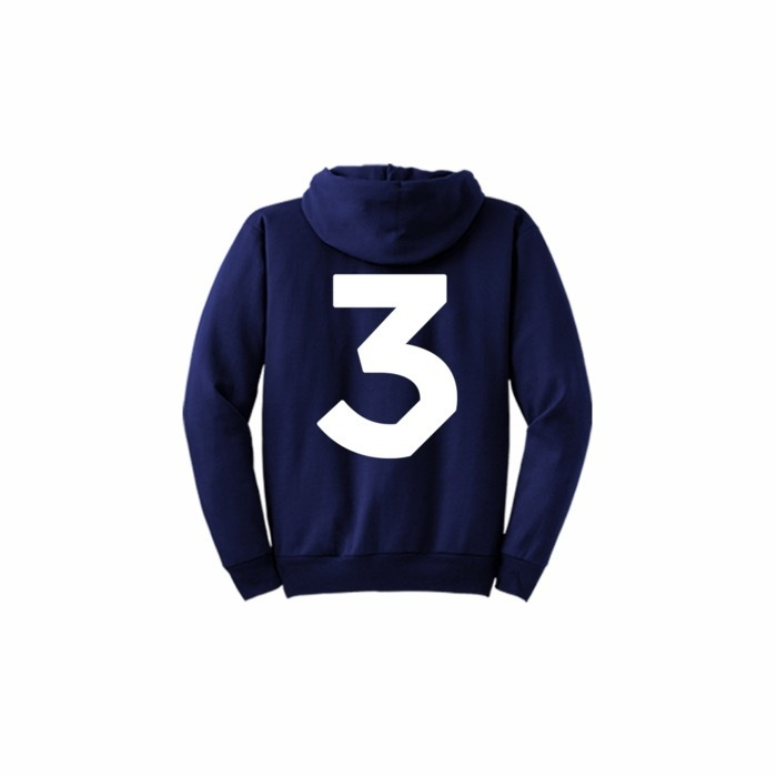 Chance The Rapper 「Chance 3 Hoodie」パーカー