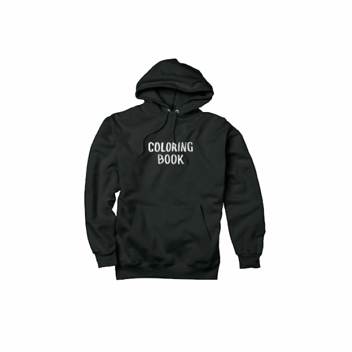 Chance The Rapper 「Coloring Book Hoodie 」パーカー