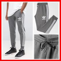 【ADIDAS】MEN'S ORIGINALS☆CLFN FT TRACK PANTS グレー AY7782