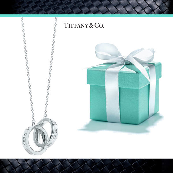【Tiffany & Co.】ティファニー★Interlocking Circles Pendant