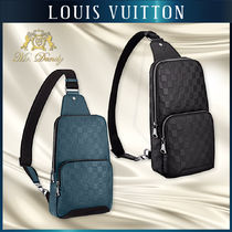 Louis Vuitton(ルイヴィトン)|アヴェニューダミエスリングバッグ