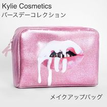 KYLIE COSMETICS(カイリーコスメティクス) メイクポーチ Kylie Cosmetics☆バースデーコレクション☆メイクアップバッグ