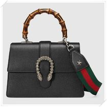 "★【GUCCI】Borsa a Mano ""Dionysus"" in Pelle★"