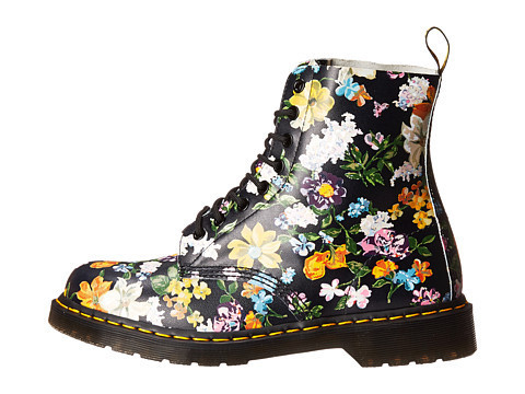 ★DR. MARTENS Pascal Darcy Floral Boot 花柄 ブーツ  関税込★