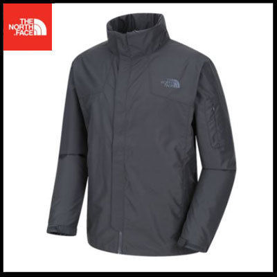 (ザノースフェイス) M'S CLIMB UP JACKET DARK GRAY NFJ3BH04