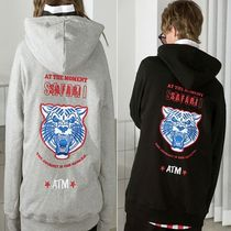 AT THE MOMENT(アットザモーメント) パーカー・フーディ ☆AT THE MOMENT☆ Tiger Hoodie  2色