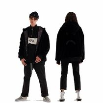 日本未入荷 LAZY OAF FUR HOODED JACKET