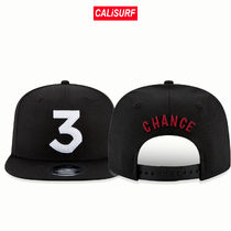 ChanceTheRapper(チャンスザラッパー)Chance 3 New Era Cap/BLK