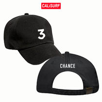 ChanceTheRapper(チャンスザラッパー)Chance 3 Hat /BLK