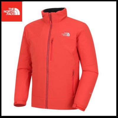(ザノースフェイス) M'S VX FLEX JACKET HOT RED NFJ3NG50