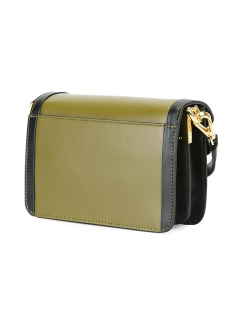"即完売!mini sac porte epaule ""Trunk"" バッグ"