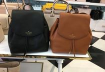 【kate spade】新色☆mulberry street small breezy本革リュック