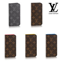 国内発関税込 2017-18AW Louis Vuitton iPhone 7 Folio