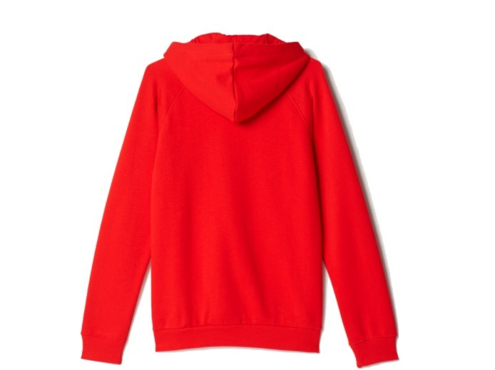 【ADIDAS】 Man's originals 正規品 TREFOIL HOODIE AY6473 RED