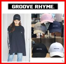 GROOVE RHYME(グルーヴライム) キャップ 【GROOVE RHYME】 2017 BASIC GROOVE EMBROIDERY 4色