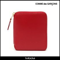 ★COMME des GARCONS★二つ折り財布レザー〈国内発送・関税無〉