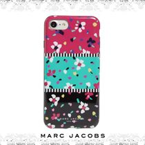 MARC JACOBS ☆ フラワープリント iPhone7 ケース