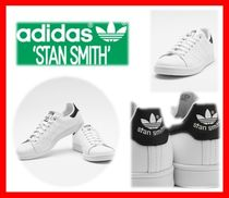 HOT【ADIDAS】Unisex Originals正規品 STAN SMITH BLACK AQ0438