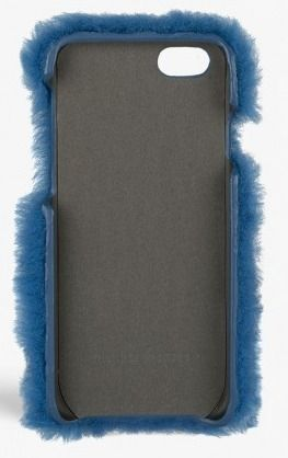 THE CASE FACTORY スマホケース・テックアクセサリー THE CASE FACTORY★IPHONE 7 FUR PRINCESS BLUE(3)