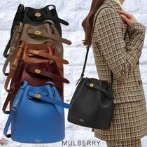 Mulberry(マルベリー)☆Abbey Small Classic Grain Bucket Bag