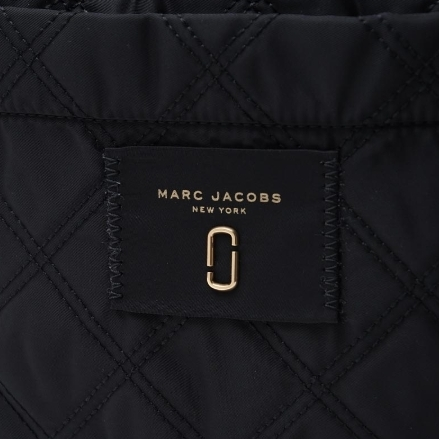 17AW新作 ☆MARC JACOBS☆ NYLON KNOT S トート BLACK♪