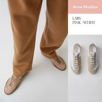 [Acne] Lars indoor sports shoes ヴィンテージスポーツシューズ
