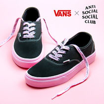 即発送 Anti Social Social Club x Vans Vault x DSM Authentic