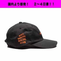 国内発送![ ANTI SOCIAL SOCIAL CLUB ] PARANOID HAT