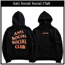数量限定 国内即発 ANTI SOCIAL SOCIAL CLUB Undefeatedパーカー