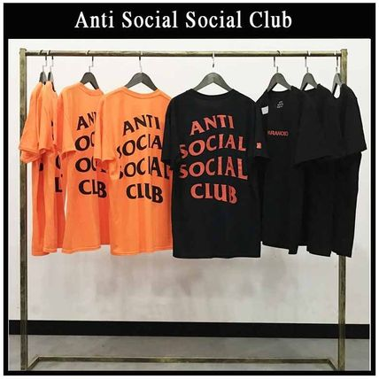 数量限定 国内即発 ANTI SOCIAL SOCIAL CLUB Undefeated ロゴTee