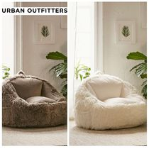 Urban Outfitters☆Faux Fur Electronics Storage Bean Chair