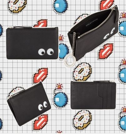 Anya Hindmarch★素敵なEyes Zipped Card Case