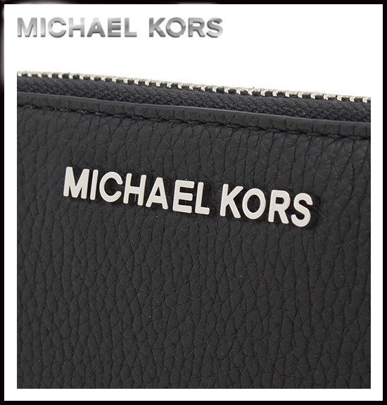 MICHAEL KORS★BEDFORD LARGE THREE QUARTER WALLET 国内発送!
