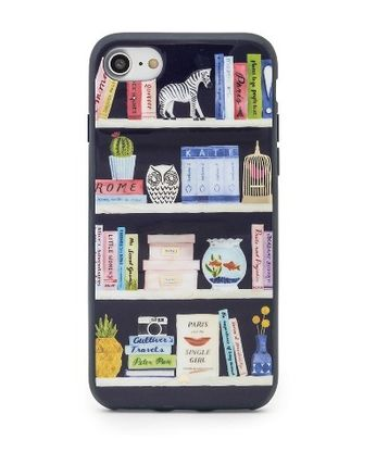 【国内発送】kate spade★新作!Library iPhone7 Case