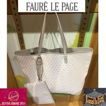 Faure Le Page(フォレ・ル・パージュ) トートバッグ Faure Le Page フォーレルパージュ Cabas トートバッグ