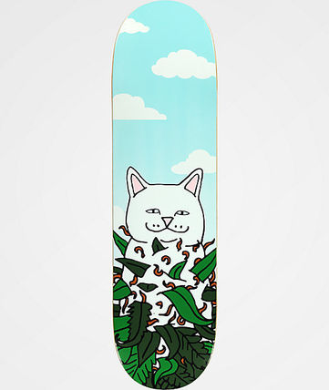RIPNDIP リップンディップ Green Thumb Nermal Skateboard Deck