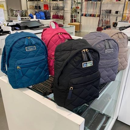 MARC JACOBS マザーズバッグ お洒落ママに人気! MARC JACOBS マザーズバッグ バックパック(2)