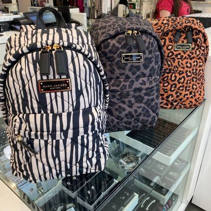 MARC JACOBS マザーズバッグ お洒落ママに人気! MARC JACOBS マザーズバッグ バックパック(3)