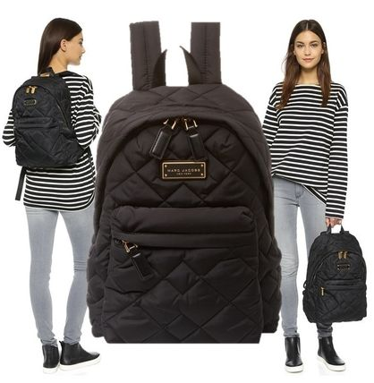 MARC JACOBS マザーズバッグ お洒落ママに人気! MARC JACOBS マザーズバッグ バックパック(10)