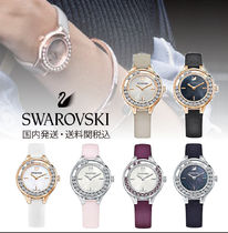 大人気!SWAROVSKI★Lovely Crystals Mini Watch★クーポン付