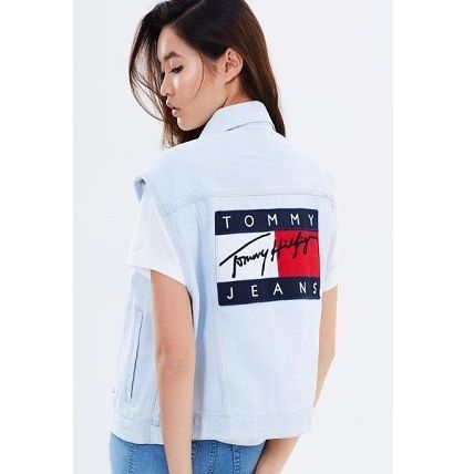 Tommy Jeans 90sデニムベスト